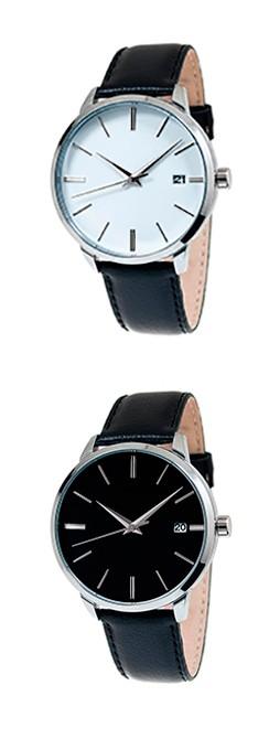 Часы Mensa,  серебристый  корпус