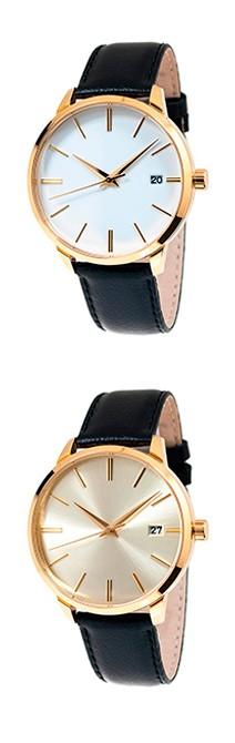 Часы Mensa,  золотой корпус