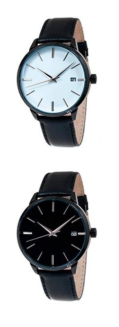 Часы Mensa,  чёрный корпус