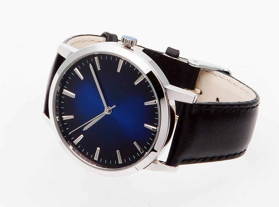Синий циферблат для наручных часов Sagitta
