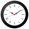 Настенные часы модель 05 чёрный корпус