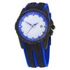 Наручные часы Hercules-II A05-MB синие с белым циферблатом