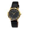 Часы женские Sagitta L01N-LG с чёрным циферблатом