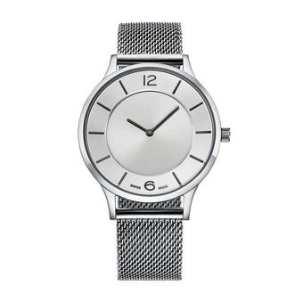 Часы с логотипом Scandinavia Unisex PL 42037.02