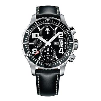 Часы с логотипом Captain Automatic PLA 40005.08