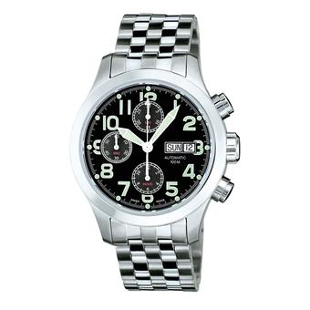 Часы с логотипом Pilot Automatic PLA 40007.12