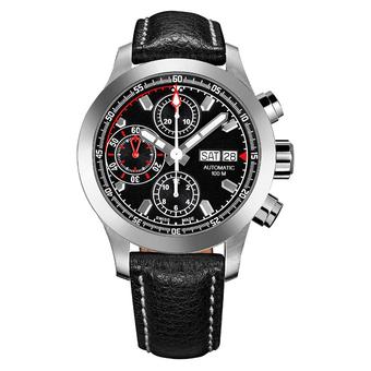 Часы с логотипом Pilot Automatic PLA 40007.15