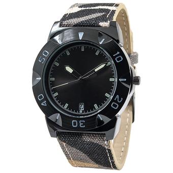 Наручные часы Fornax A02-MB с чёрным циферблатом
