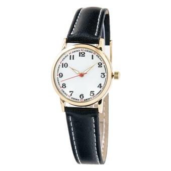 Часы наручные A03-LG арабские цифры