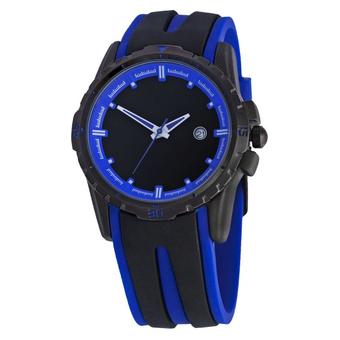 Наручные часы Hercules-II A05-MB синие с чёрным циферблатом