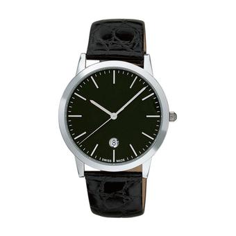Часы с логотипом Flat Gent PL 40123.10