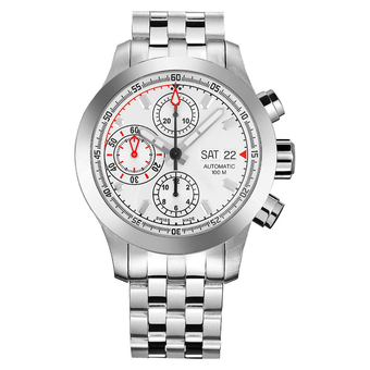Часы с логотипом Pilot Automatic PLA 40007.14
