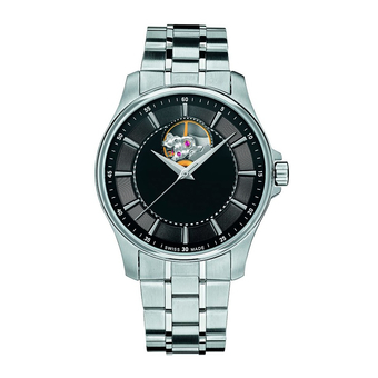 Часы с логотипом Prestige Open Heart Automatic PLA 44050.01