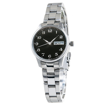 Наручные часы S03-LS ORION с черным циферблатом