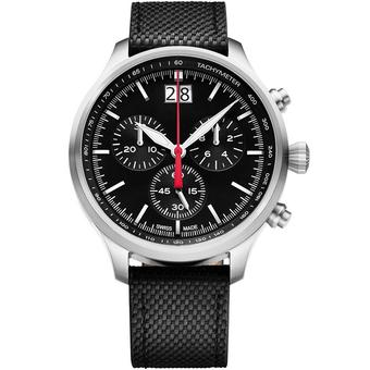 Часы с логотипом Sportmaster PL44064.01