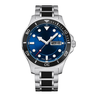 Часы с логотипом Diver PL44068.02