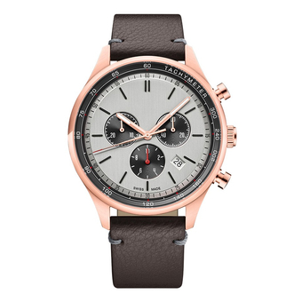 Часы с логотипом Deluxe PL44081.09