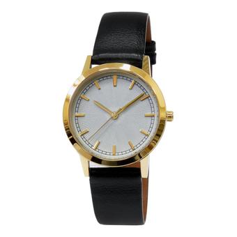 Часы женские Sagitta L01N-LG с белым циферблатом