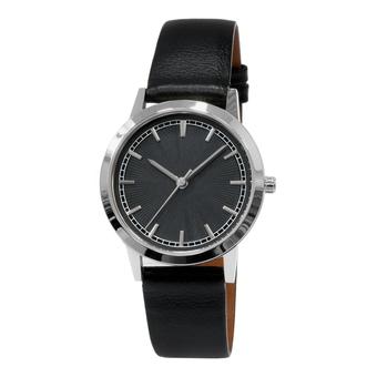 Часы женские Sagitta L01N-LS с чёрным циферблатом