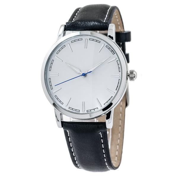 Часы наручные Libra A03-MS с белым циферблатом