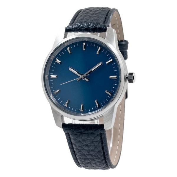 Наручные часы Mensa A04-MS с синим циферблатом