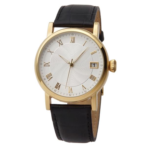 Часы мужские Lacerta A06-MG с белым циферблатом