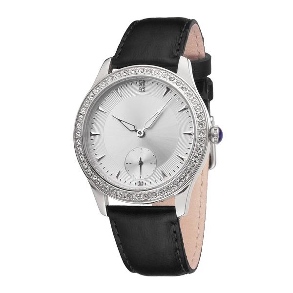 Часы женские Corvus S02N-LS с белым циферблатом
