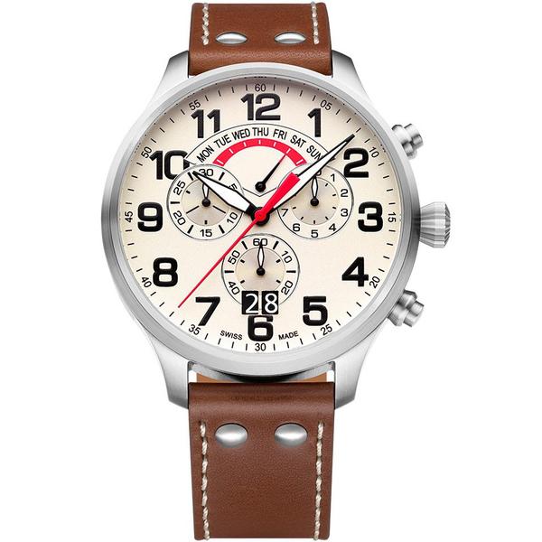 Часы с логотипом Masterchrono PL 44038.03