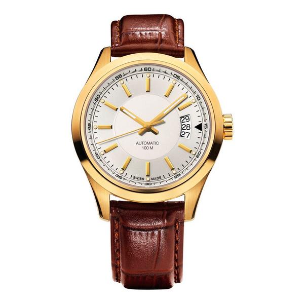 Часы с логотипом Officer Automatic PLA40003.13