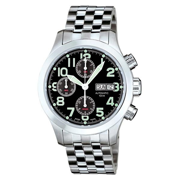Часы с логотипом Pilot Automatic PLA 40007.08