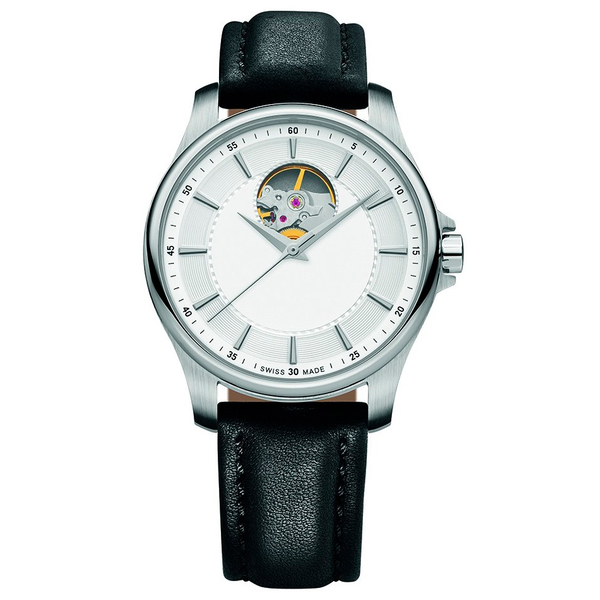 Часы с логотипом Prestige Open Heart Automatic PLA 44050.06