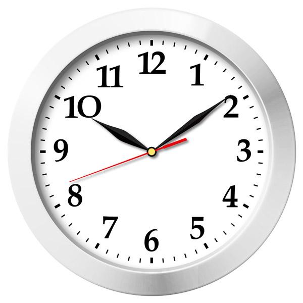 Часы с логотипомМодель 06 круглые