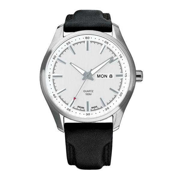 Часы с логотипом Premium PL44027.06