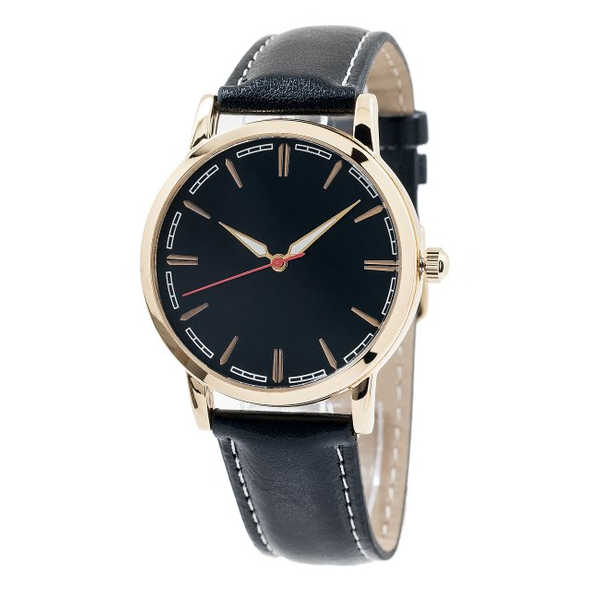 Часы наручные Libra A03-MG с чёрным циферблатом