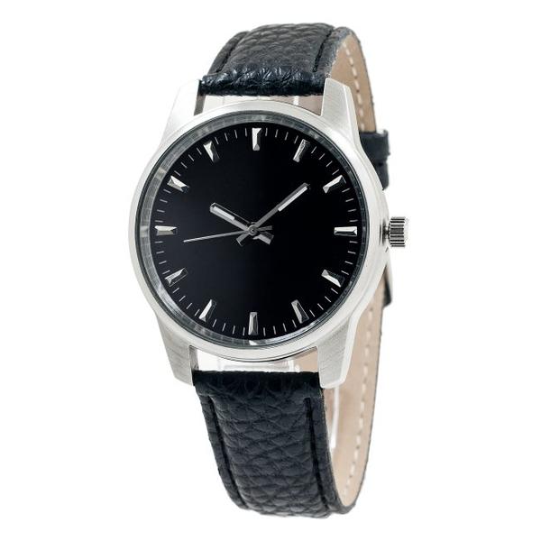 Наручные часы Mensa A04-MS с черным циферблатом