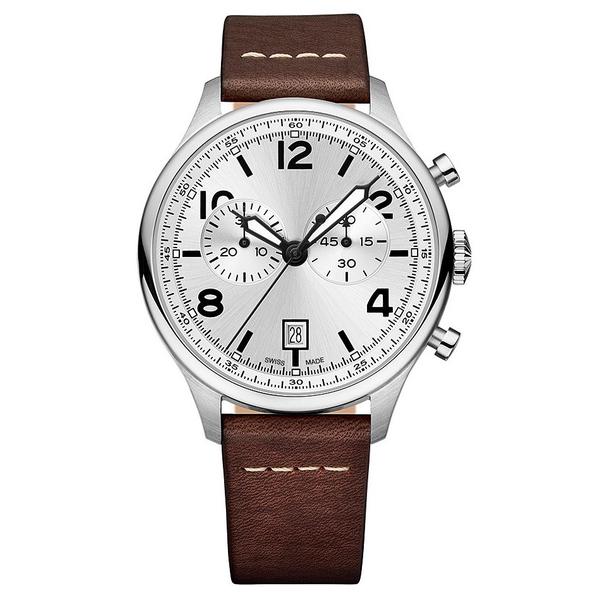 Часы с логотипом Vintage PL40192.13
