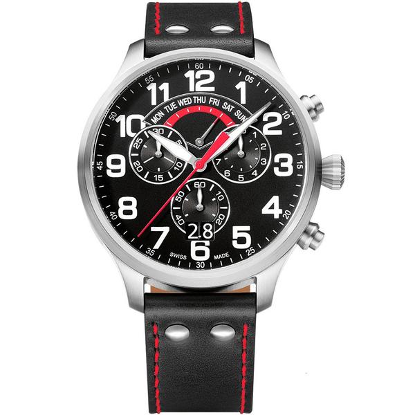 Часы с логотипом Masterchrono PL 44038.01