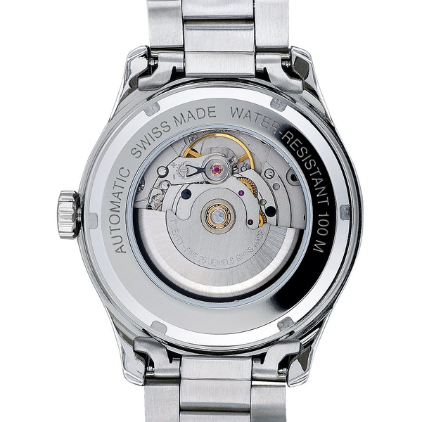 Прозрачная задняя крышка часов PLA 40003