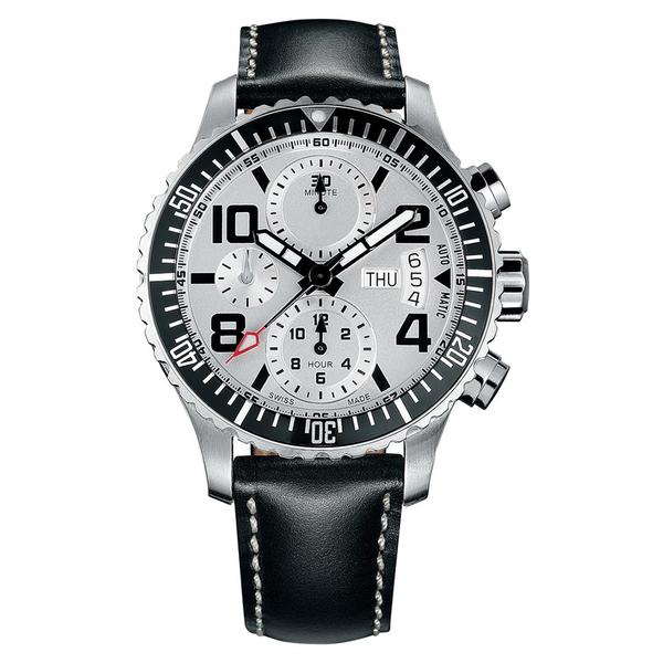 Часы с логотипом Captain Automatic PLA 40005.09