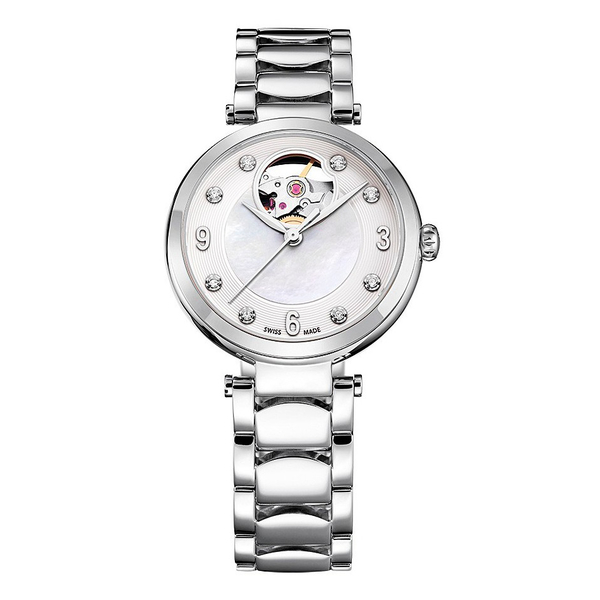 Часы с логотипом Lady Diamond Automatic PLA 40008.01