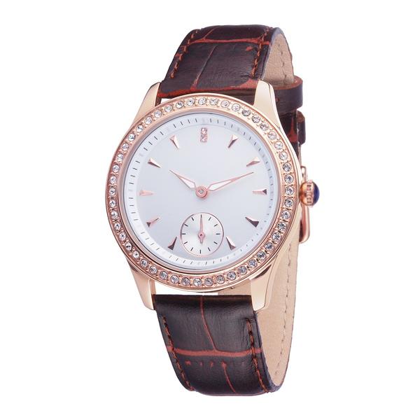 Часы женские Corvus S02-LR с белым циферблатом