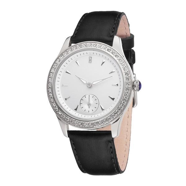 Часы женские Corvus S02-LS с белым циферблатом