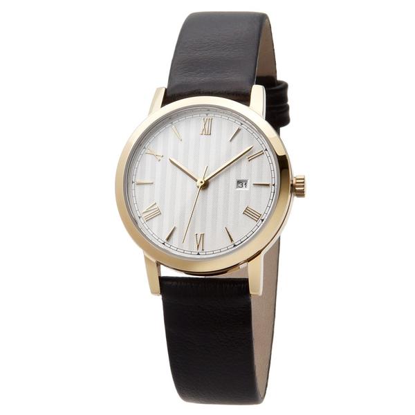Часы женские Sagitta Date L01D-LG с белым циферблатом