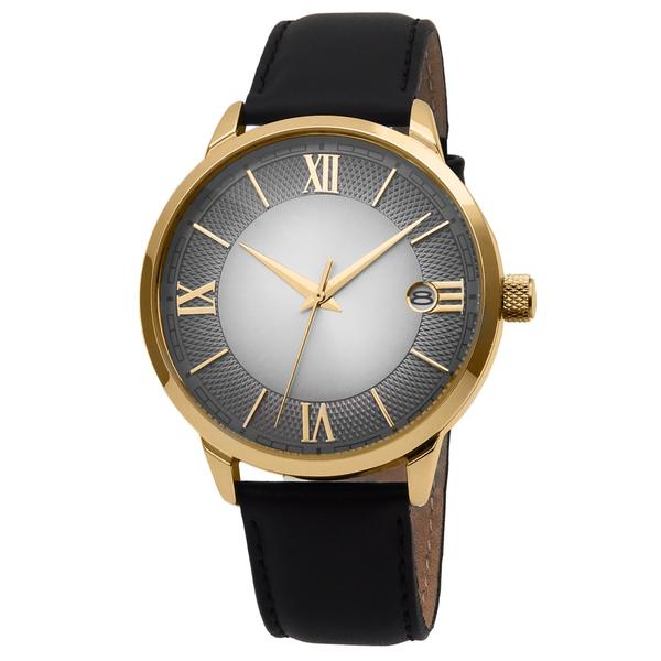 Часы мужские Mensa L03N-MG циферблатом гильош
