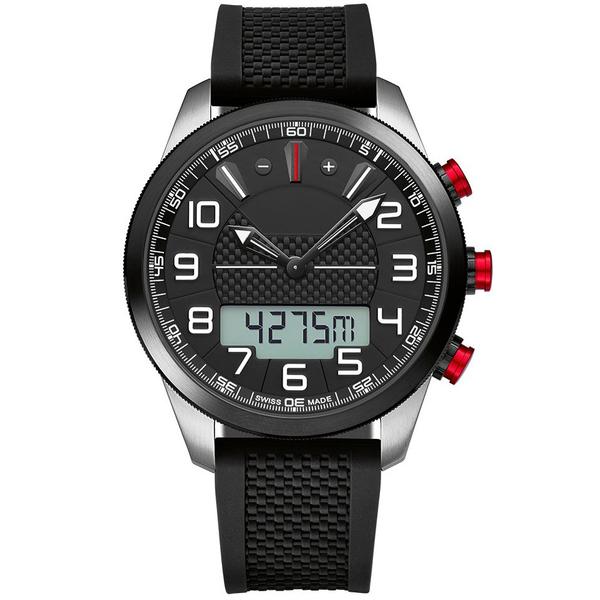 Часы с логотипом Multifunction PL 44061.01