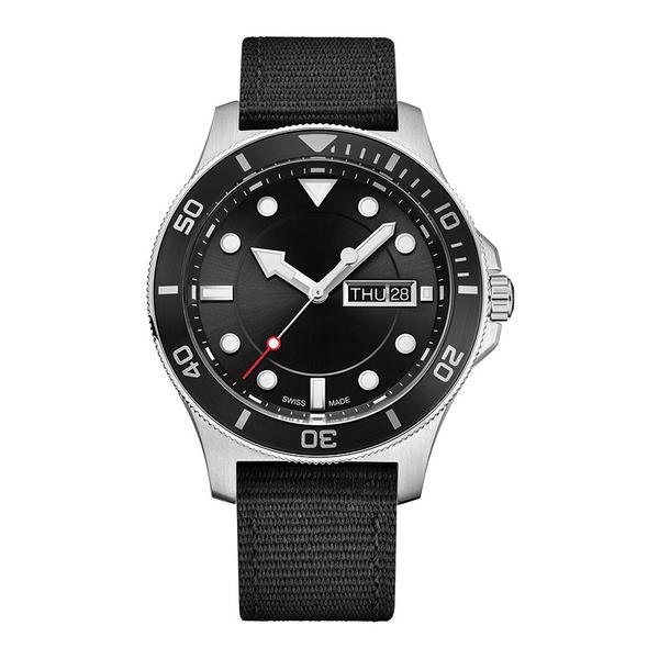 Часы с логотипом Diver PL44068.04