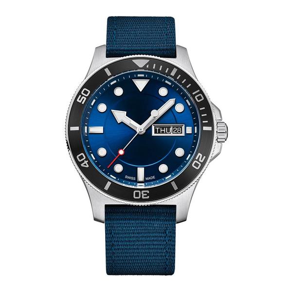 Часы с логотипом Diver PL44068.05