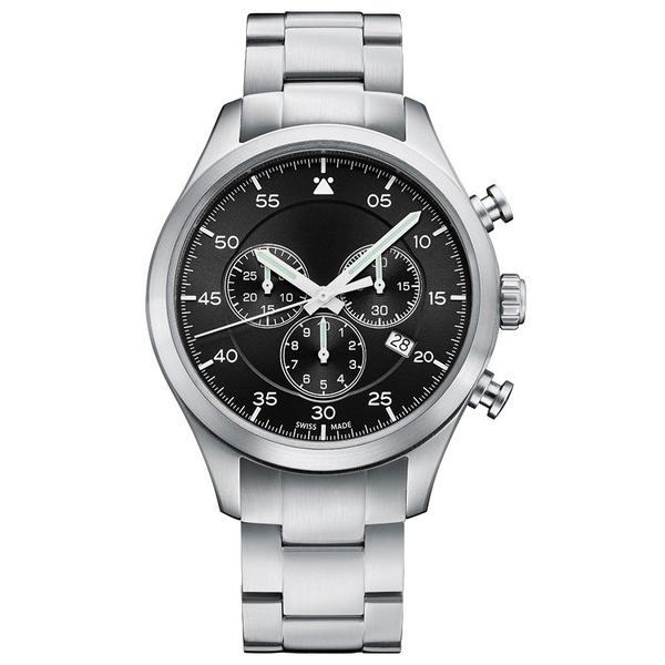 Часы с логотипом Vintage Chrono PL44076.01