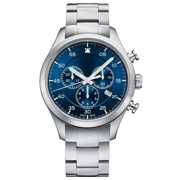 Часы с логотипом Vintage Chrono PL44076.02