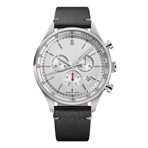 Часы с логотипом Deluxe PL44081.07